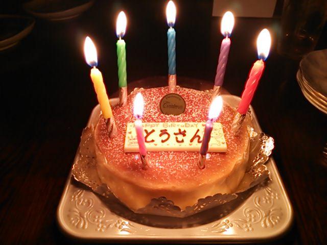 誕生日(^^;
