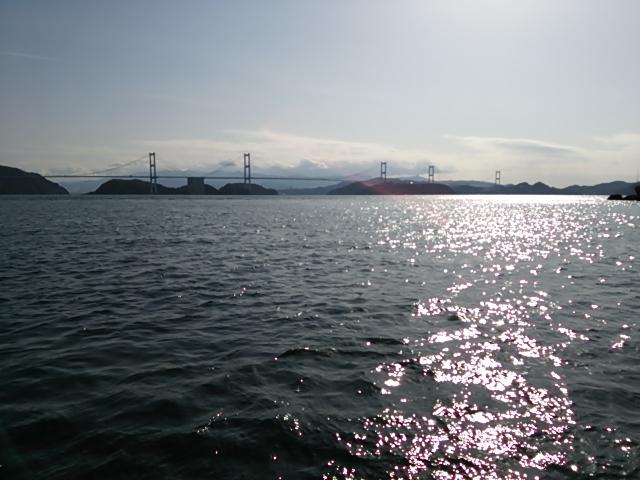 凪の海釣果も凪140209