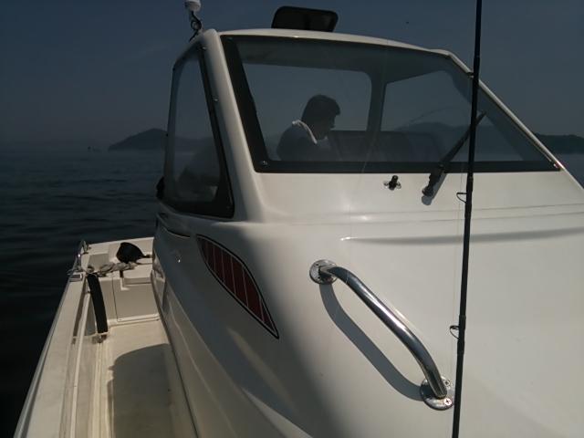 ゴンちゃん艇140601