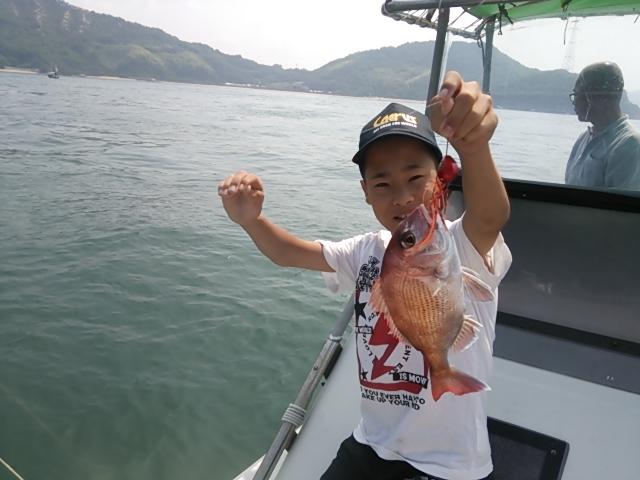 チビッ子釣り教室140721
