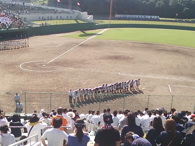 広島新庄高校頑張れ!