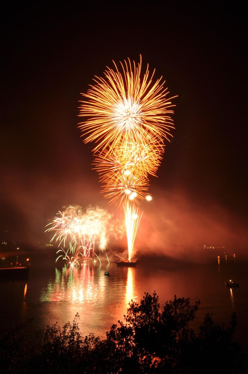 因島水軍祭り140830
